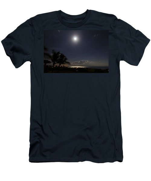 Moonlit Bay Men's T-Shirt (Athletic Fit)