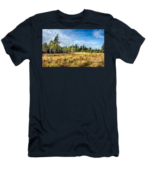 Wetlands In The Black Forest Men's T-Shirt (Athletic Fit)