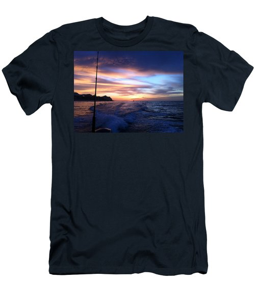 Morning Skies Men's T-Shirt (Athletic Fit)