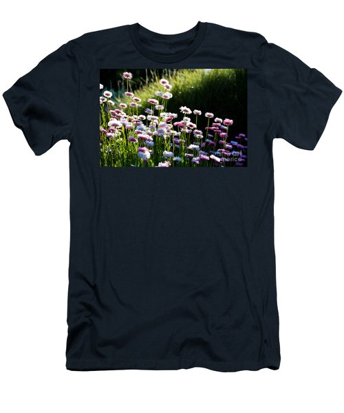 Men's T-Shirt (Athletic Fit) featuring the photograph Morning Sun by Yew Kwang