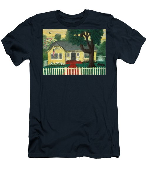 Nate's Place Men's T-Shirt (Athletic Fit)