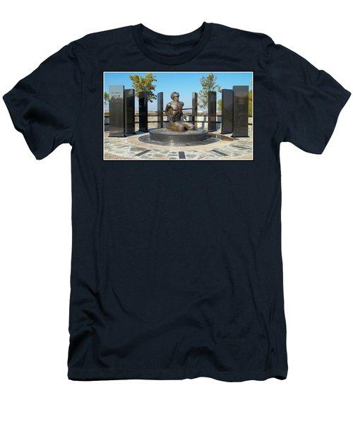 National Pow - M I A Memorial  Men's T-Shirt (Athletic Fit)
