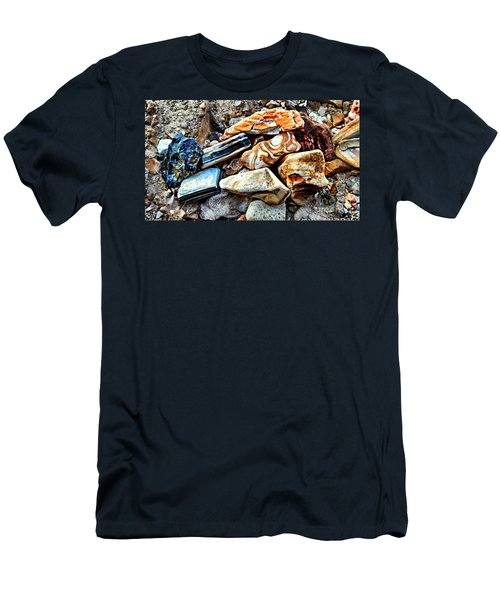 Nature Rocks Men's T-Shirt (Athletic Fit)