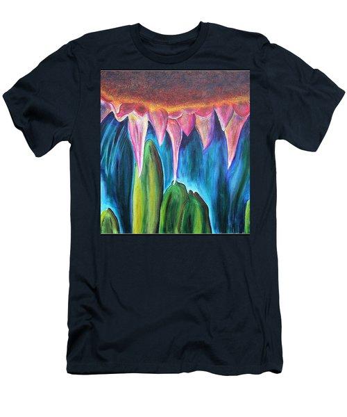 Nature's Soul.. Men's T-Shirt (Athletic Fit)
