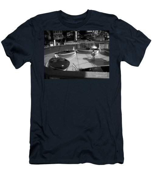 Men's T-Shirt (Slim Fit) featuring the photograph Needs Water Skis  by Michael Krek
