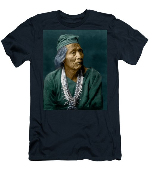 Nesjaja Hatali - Navaho Men's T-Shirt (Athletic Fit)
