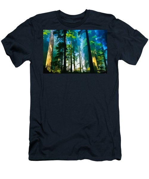 Never Never Land Men's T-Shirt (Athletic Fit)