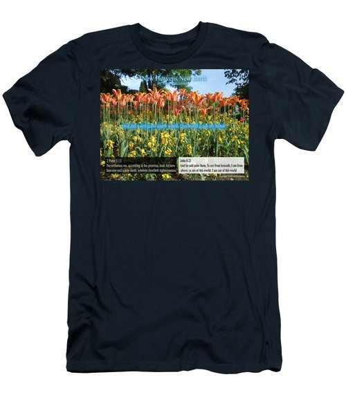 New Heavens New Earth Men's T-Shirt (Athletic Fit)