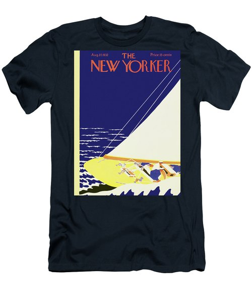 New Yorker August 27 1932 Men's T-Shirt (Athletic Fit)