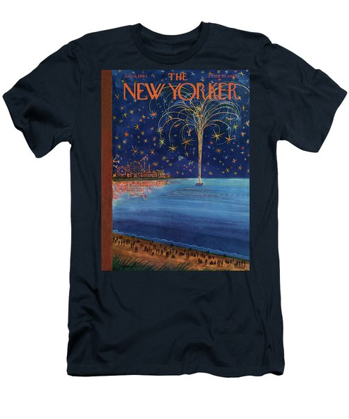 New Yorker July 6th, 1963 Men's T-Shirt (Athletic Fit)