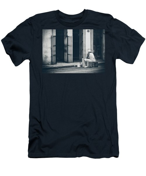 Nice And Slow.. Men's T-Shirt (Athletic Fit)