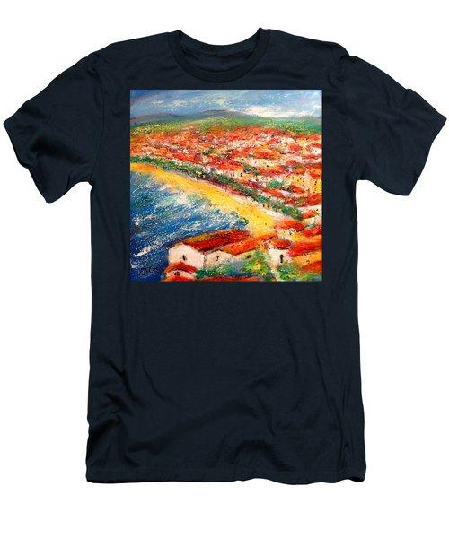 Nice La Belle Men's T-Shirt (Athletic Fit)