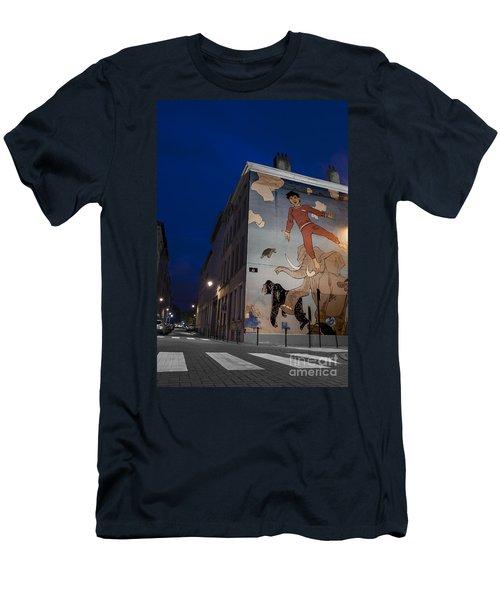 Nic's Dreams Men's T-Shirt (Athletic Fit)