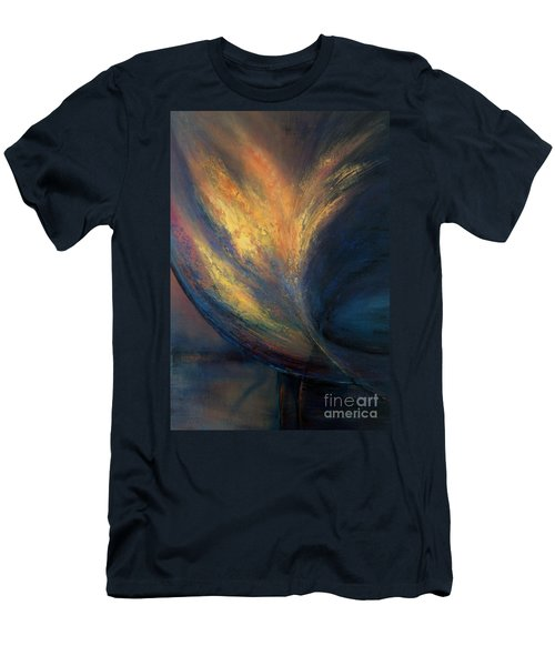Night Vision Men's T-Shirt (Slim Fit) by Valerie Travers