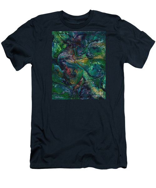 Ocean Floor Men's T-Shirt (Athletic Fit)