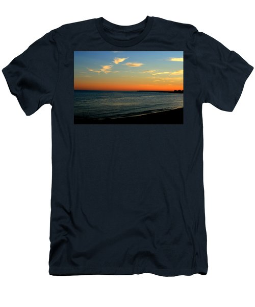 Ocean Hues No. 2 Men's T-Shirt (Slim Fit)