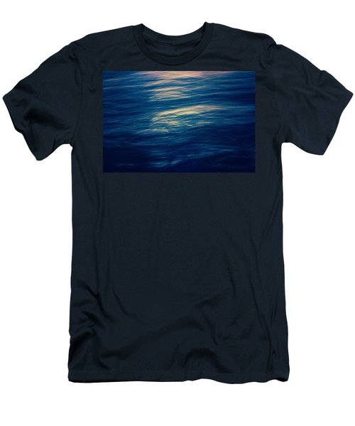 Men's T-Shirt (Slim Fit) featuring the photograph Ocean Twilight by Ari Salmela