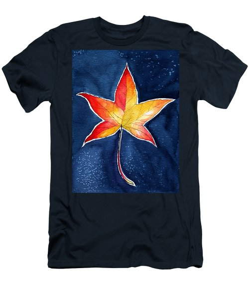 October Night Men's T-Shirt (Athletic Fit)
