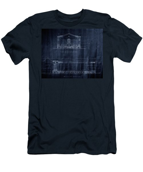 Olympia Hockey Arena 3 Men's T-Shirt (Athletic Fit)