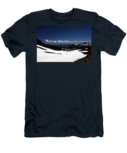 On Top Of Paradise Men's T-Shirt (Athletic Fit)