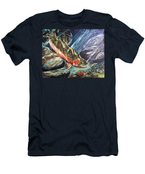 One Last Cast Men's T-Shirt (Athletic Fit)