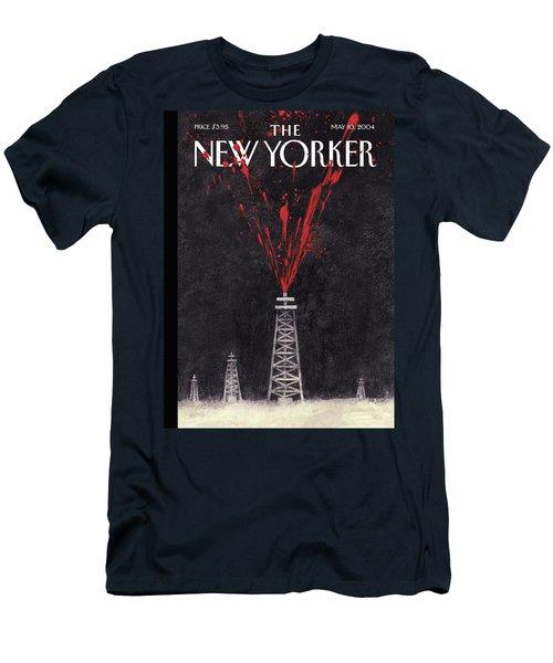 Open Wound Men's T-Shirt (Athletic Fit)