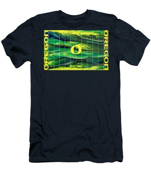 Oregon Football Men's T-Shirt (Athletic Fit)