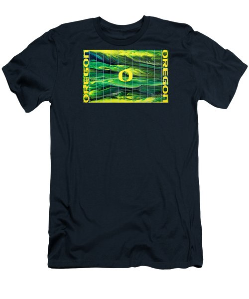 Oregon Football Men's T-Shirt (Athletic Fit)