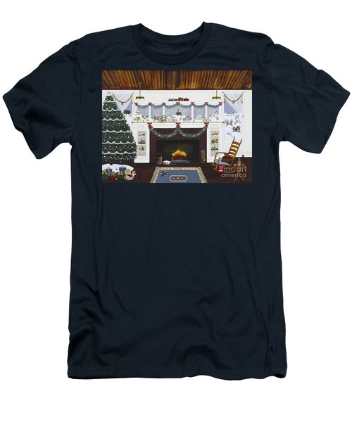 Our First Holiday Men's T-Shirt (Athletic Fit)