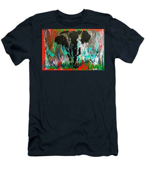Out Of Africa Men's T-Shirt (Athletic Fit)