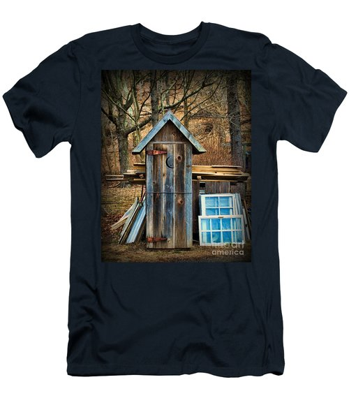 Outhouse - 5 Men's T-Shirt (Athletic Fit)