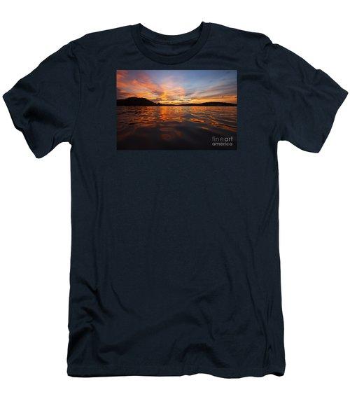 Ozark Sunset Men's T-Shirt (Athletic Fit)