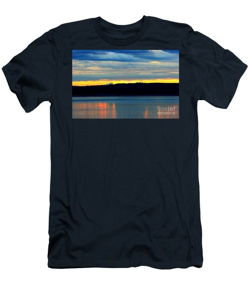 Pacific Northwest Morning Men's T-Shirt (Athletic Fit)