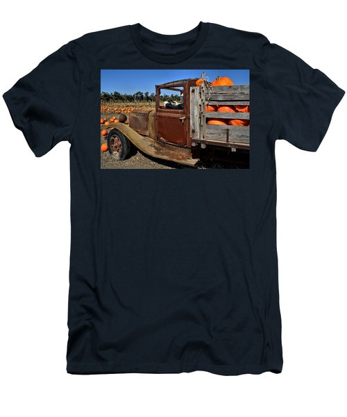 Men's T-Shirt (Slim Fit) featuring the photograph Pale Rider by Michael Gordon