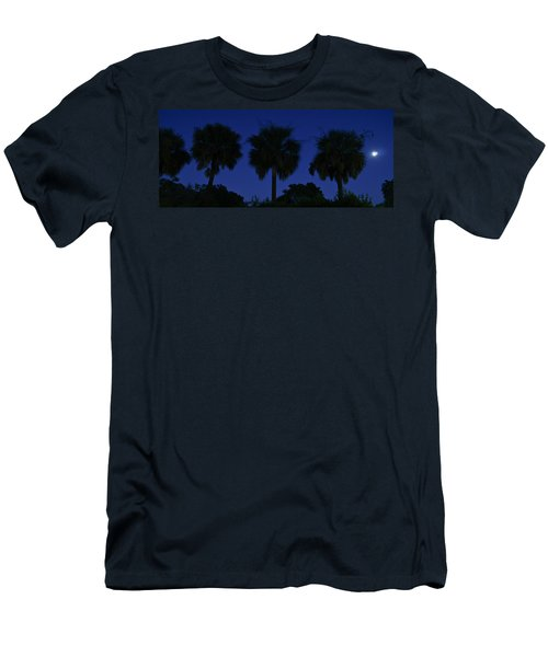 Palmetto Moon Men's T-Shirt (Athletic Fit)