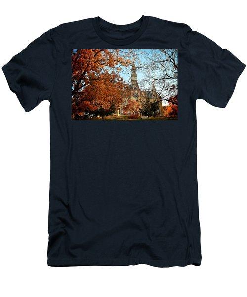 Park University Men's T-Shirt (Athletic Fit)