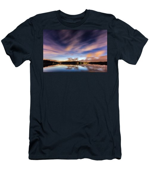 Passing Storm Men's T-Shirt (Athletic Fit)