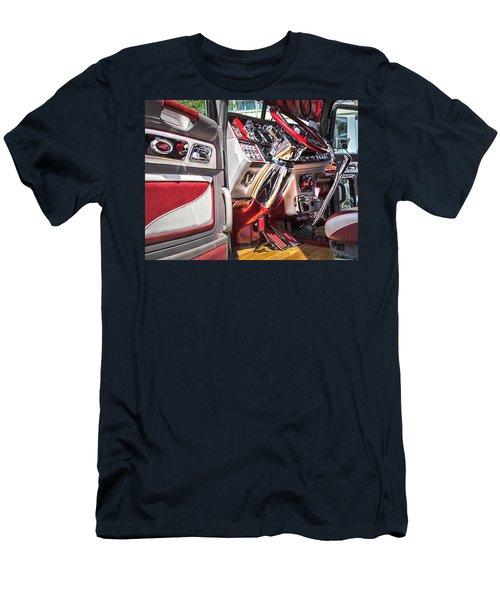 Peterbilt Interior Men's T-Shirt (Athletic Fit)