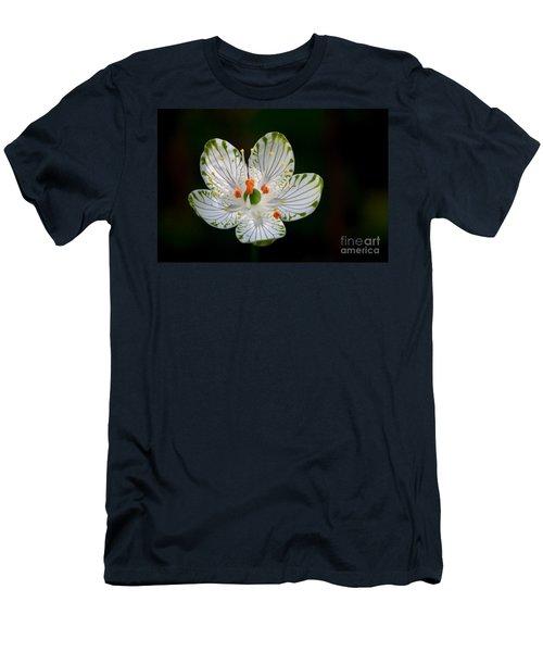 Pocosin Manifest #2 Men's T-Shirt (Slim Fit) by Paul Rebmann