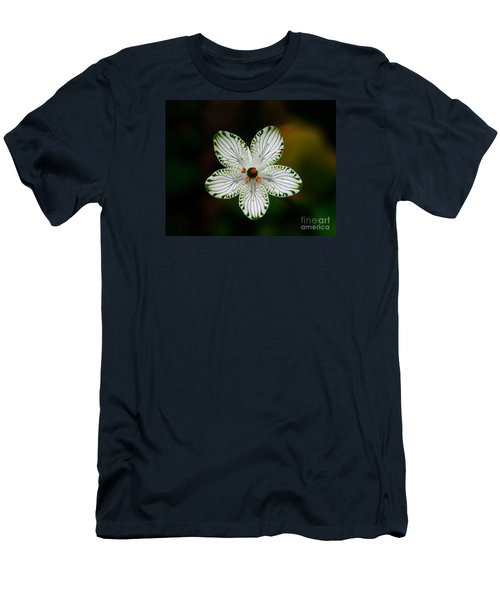 Men's T-Shirt (Slim Fit) featuring the photograph Pocosin Manifest by Paul Rebmann