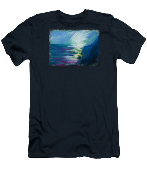 Point Dume Men's T-Shirt (Athletic Fit)