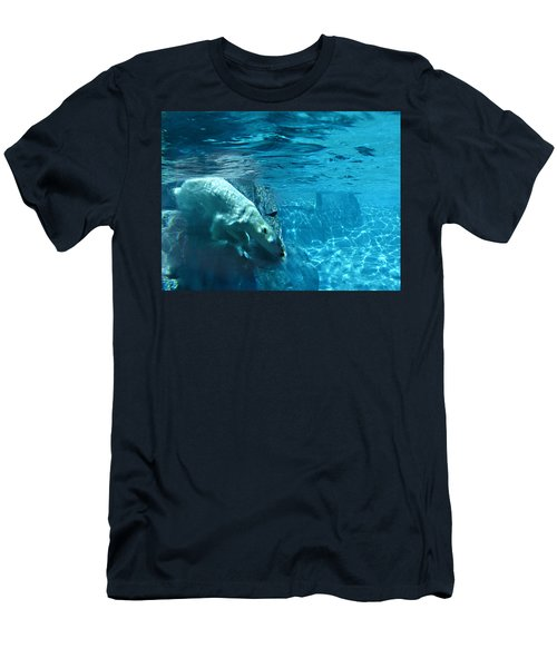 Polar Bear Men's T-Shirt (Slim Fit)