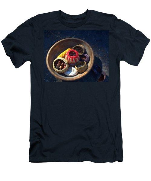 Powhatan Staples Men's T-Shirt (Athletic Fit)