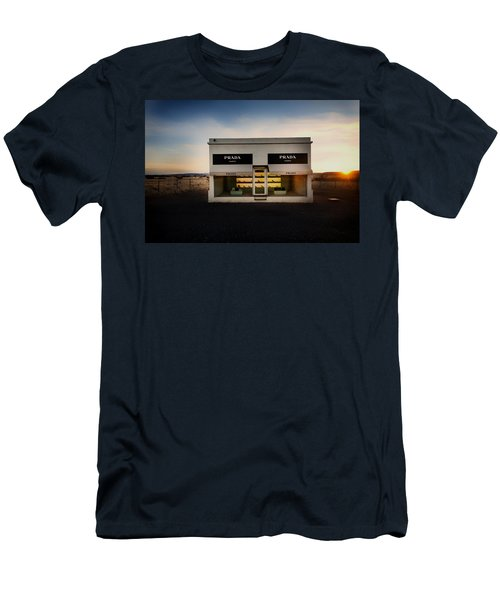Prada Marfa Men's T-Shirt (Athletic Fit)