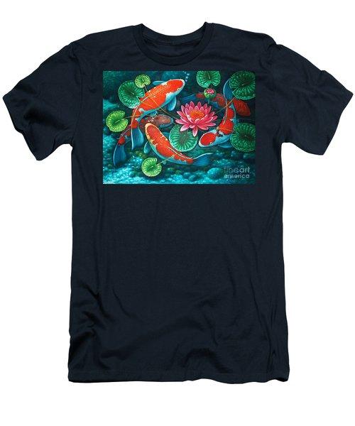 Prosperity Pond Men's T-Shirt (Athletic Fit)
