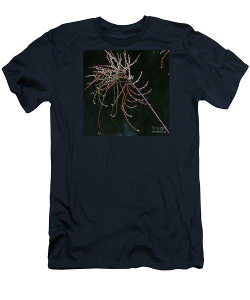 Rain Catchers Men's T-Shirt (Slim Fit) by Joy Hardee