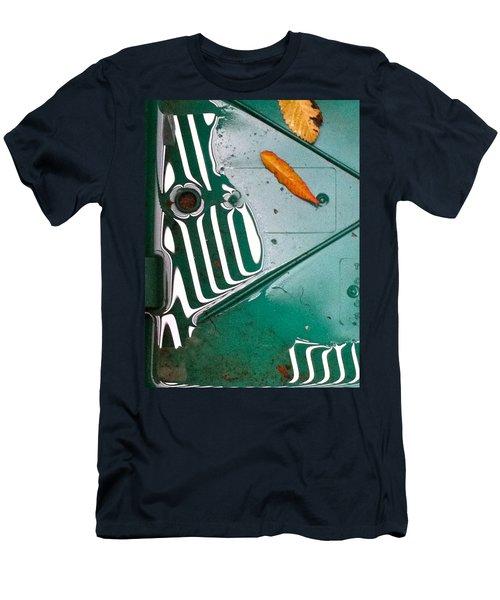 Rain Reflections Men's T-Shirt (Slim Fit) by Bill Owen