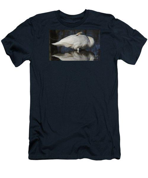 Reflect Men's T-Shirt (Slim Fit) by Randy Bodkins