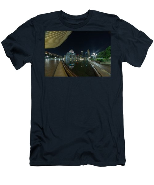 Reflecting Pool 2 Men's T-Shirt (Athletic Fit)