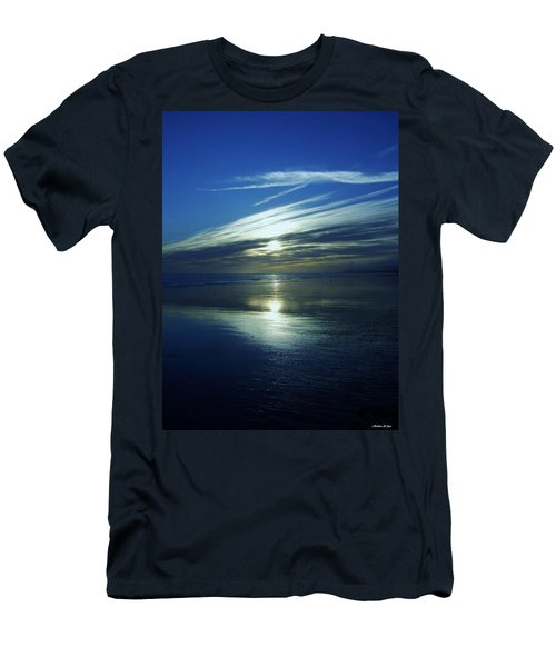 Reflections Men's T-Shirt (Slim Fit) by Barbara St Jean